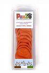 Botička ochranná Pawz kaučuk XS oranžová 12ks