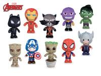 Avengers plyšoví 20 cm stojící - mix variant či barev