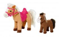 Bb Interaktívny kôň s žriebätkom