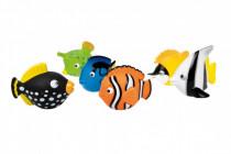 Lena Striekajúcej zvieratká, ryby - mix variantov či farieb