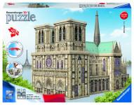 Notre Dame 3D, 216 dielikov