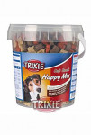 Trixie Soft Snack Happy MIX kura, jahňacie, losos 500g TR