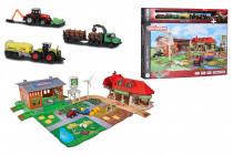 Creatix Velká farma + 5 vozidel