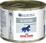 Royal Canin VD Dog Pediatric Starter Mousse 195 g konzerva