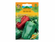 Osivo Paprika zeleninová k rychlení F1 - hybrid, zelená