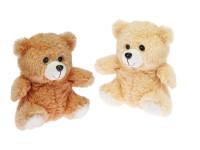 Medvěd/Zvířátko plyš 17cm - mix variant či barev