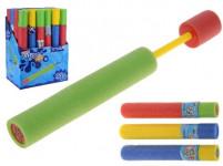 pištole striekacie na vodu 44,5x5cm detská - mix farieb