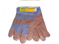rukavice ROBIN tkanina / hovädzina