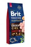 Brit Premium Dog by Nature Senior L + XL 15kg