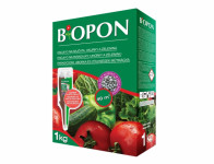 Hnojivo BOPON na paradajky, uhorky a zeleninu 1kg