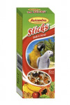 Avicentra tyč veľký papagáj - ovocie a med 2 ks