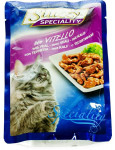 Stuzzy cat kaps. telecí 100 g