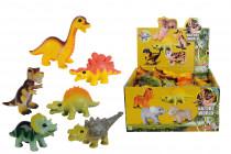 Soft dinosaurus, 10 cm - mix variantov či farieb