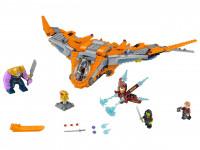 Lego Super Heroes 76107 Thanos: Posledná bitka