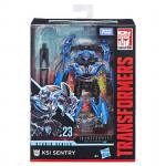 Transformers Generations filmová figúrka radu Delu - VÝPREDAJ