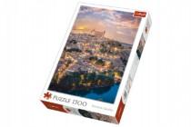 Puzzle Toledo, Španielsko 1500 dielikov 58x85cm