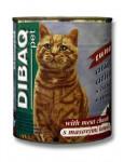 Dibaq Pet kočka konz. Ryba 810g