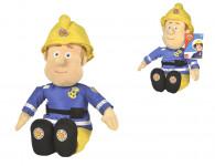 Požárník Sam Plyšová figurka 45 cm