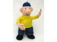 Plyšová figurka 35cm žlutá Pat