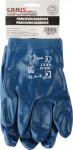 Rukavice bavlnené celomáčané s eurozávesom - Aret veľ. 10 - 1 pár