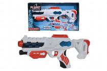Planét Fighter Vesmírna laserová pištoľ