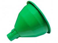 lievik do Demižón plastová - mix farieb