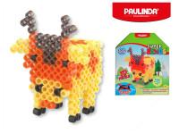 Paulinda Super Beads 3D 5x6 mm 300 ks jeleň s doplnkami