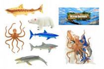 Zvieratká morská plast 14cm