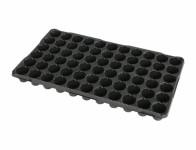 Sadbovač MINI JP plastový černý d4cm 66ks