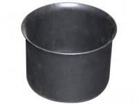zder dymová 160mm t.1,5mm ČER