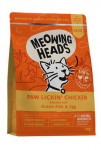 MEOWING HEADS Paw Lickin 'Chicken 450g