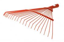 Hrable švédskej kovové guľaté tŕne - oranžová