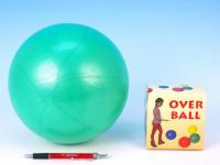 Míč Overball rehabilitační 26cm max. zatížení 120kg
