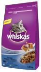 Whiskas dry - tuniak, zelenina 1,5 kg