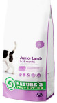 Nature 'Protection Dog Dry Junior Lamb 7,5 kg