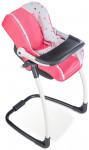 3v1 Autosedačka a stolička MC & Q pre bábiky