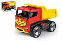 Auto sklápač Giga Trucks Titan plast 47cm