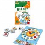 Lišácké učení: Hodiny naučná CZ hra