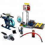 Lego Juniors 10759 Elastižena: prenasledovanie na streche