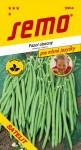 Semo Fazol keříčkový zelený - Satelit (Fleuret) 7g - série Pro mlsné jazýčky