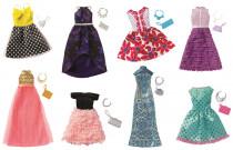 Barbie šaty s doplňky - mix variant či barev