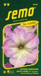 Semo Petúnia mnohokvetá - Debonair Dusty Rose F1 13p
