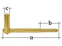 držiak čapu d 10mm / 106mm CW10 / 106