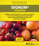 Signum - 4 x 7,5 g