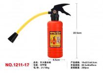 Vodné pištole hasiaci prístroj 30 cm