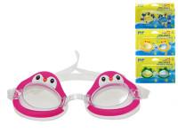 Plavecké brýle zvířátko 14 cm - mix variant či barev