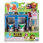 Flush force 8 figúrok + 2 záchody