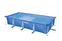 Bazén s konštrukciou - obdĺžnik
