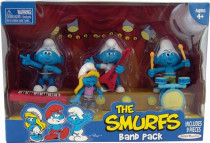 Šmoulové sada 4 figurky