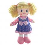Malá látková bábika